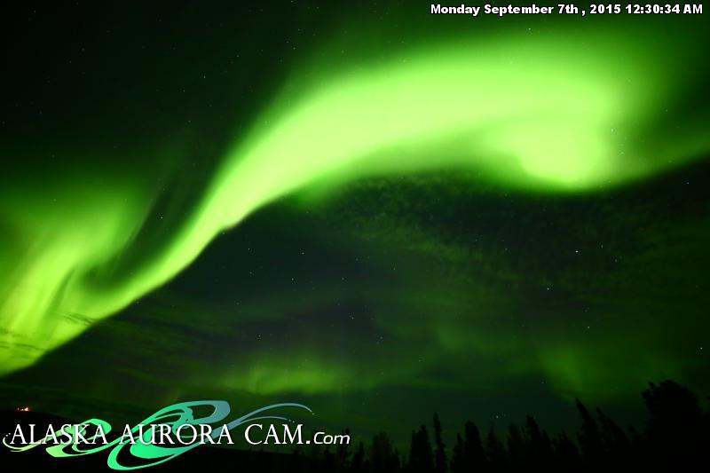 September 6th - Alaska Aurora Cam