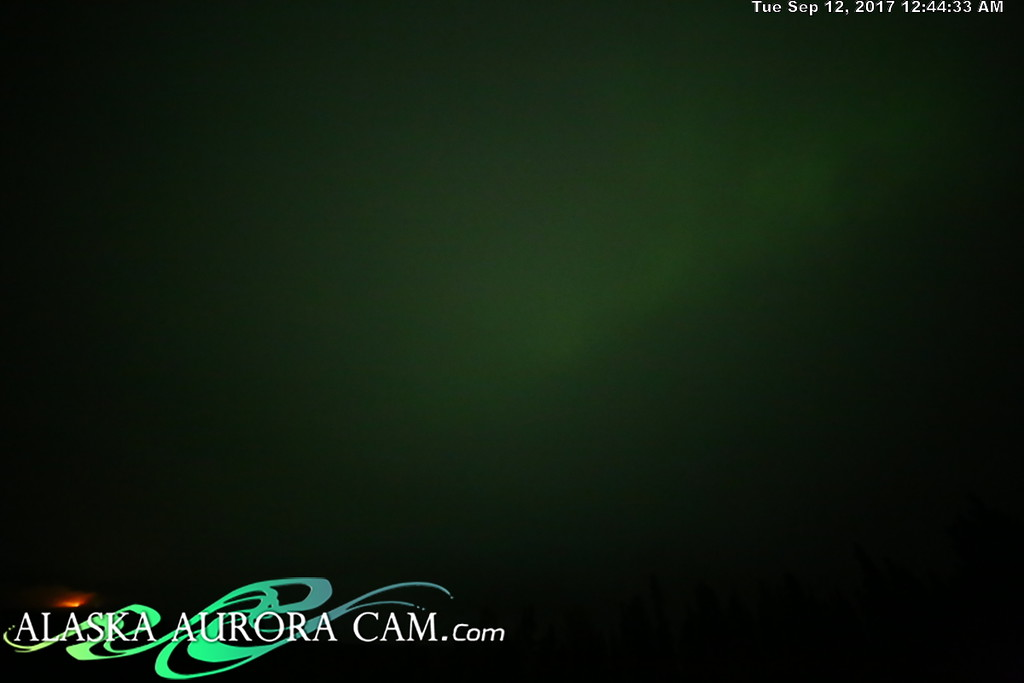 September 11th - Alaska Aurora Cam