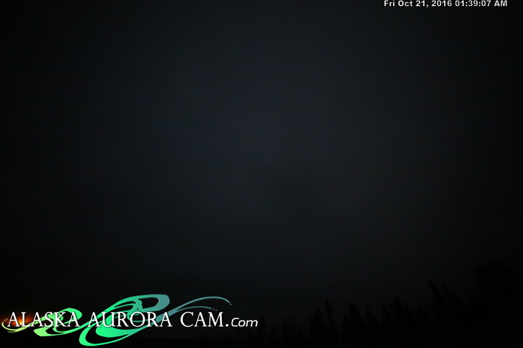 October 20th - Alaska Aurora Cam