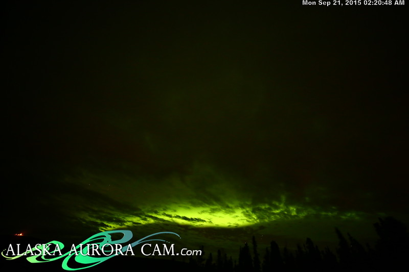 September 20th - Alaska Aurora Cam