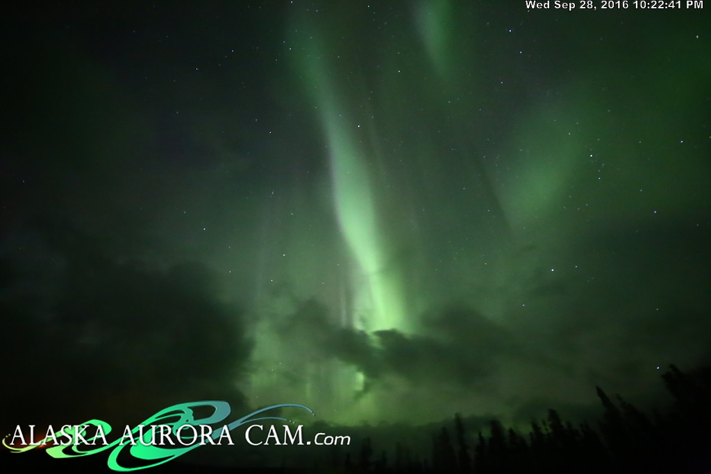 September 28th - Alaska Aurora Cam