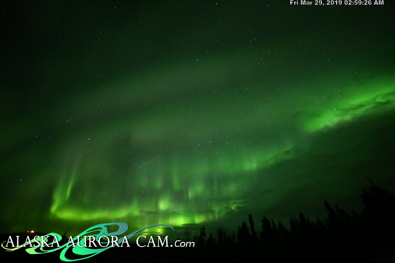 March 28th - Alaska Aurora Cam