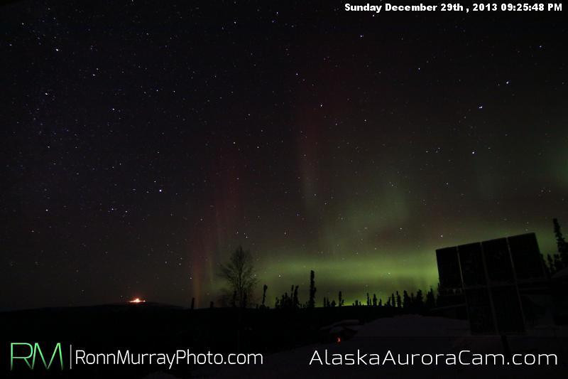Dandy Display - Dec 30th, Alaska Aurora Cam