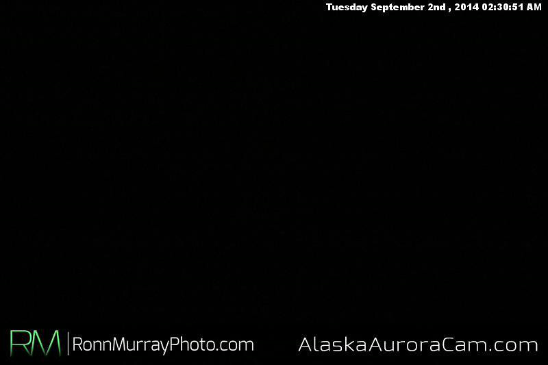 September 1st - Alaska Aurora Cam
