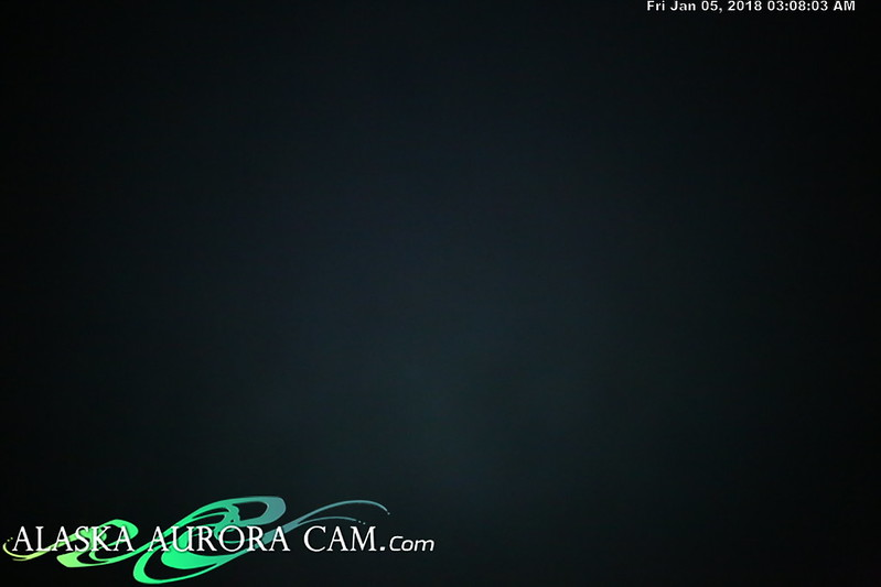 January 4th - Alaska Aurora Cam