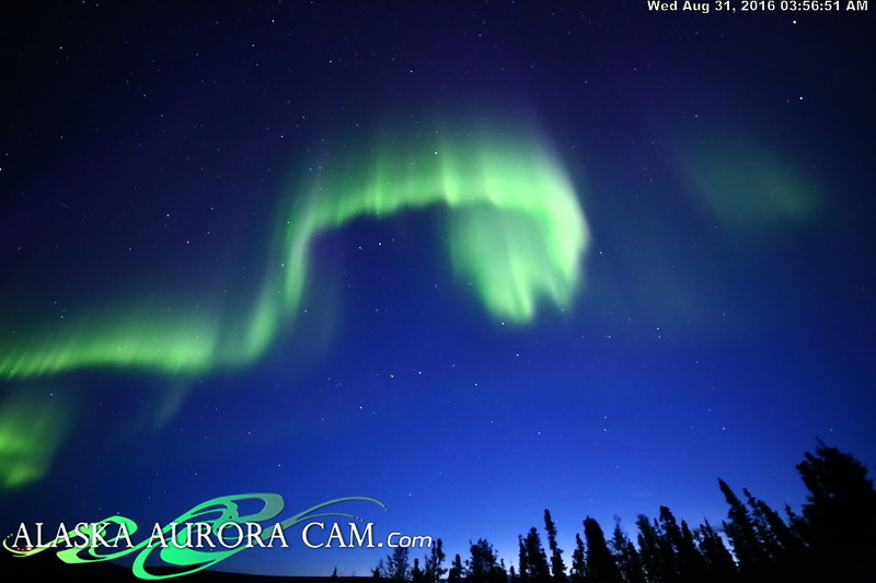 August 30th - Alaska Aurora Cam