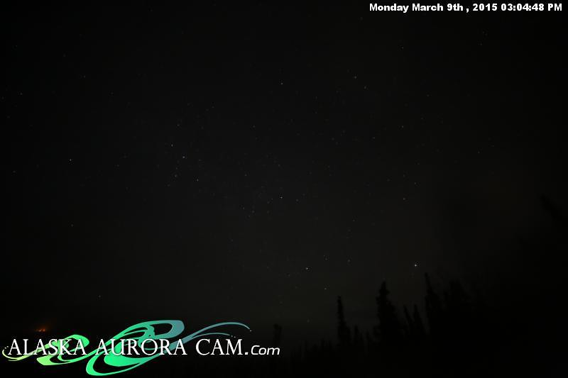 March 8th - Alaska Aurora Cam