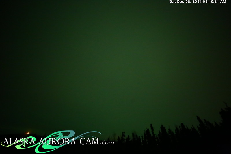 December 7th - Alaska Aurora Cam