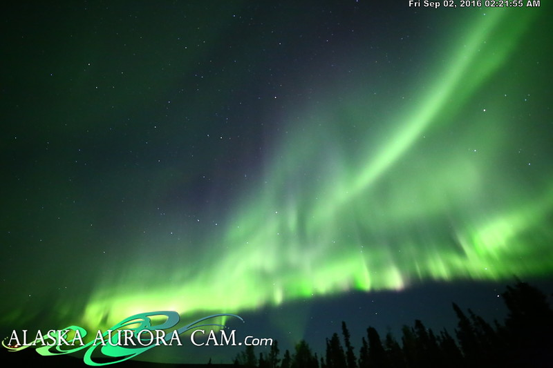September 1st - Alaska Aurora Cam