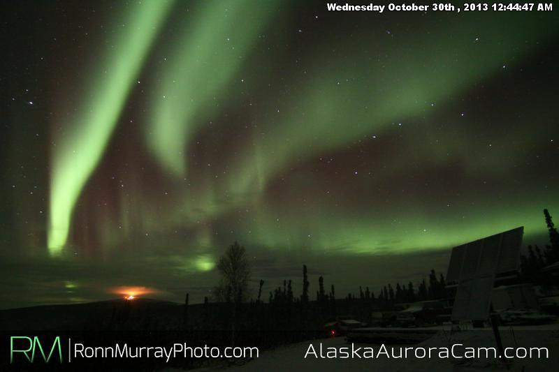 Oh what a NIGHT! - Oct 30th, Alaska Aurora Cam