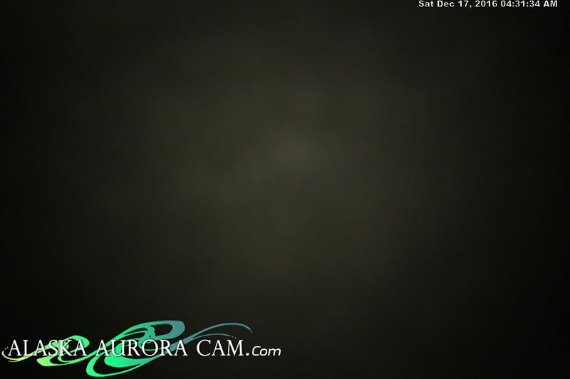 December 16th  - Alaska Aurora Cam
