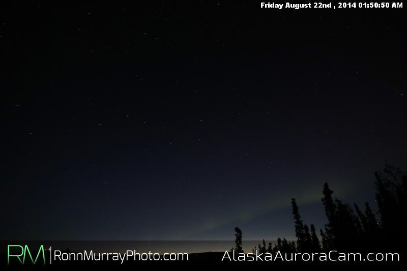 August 21st - Alaska Aurora Cam