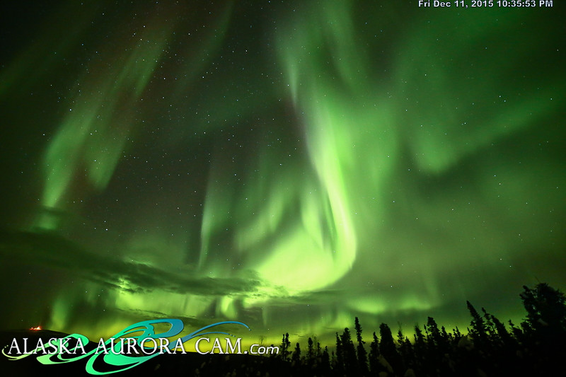 December 11th - Alaska Aurora Cam