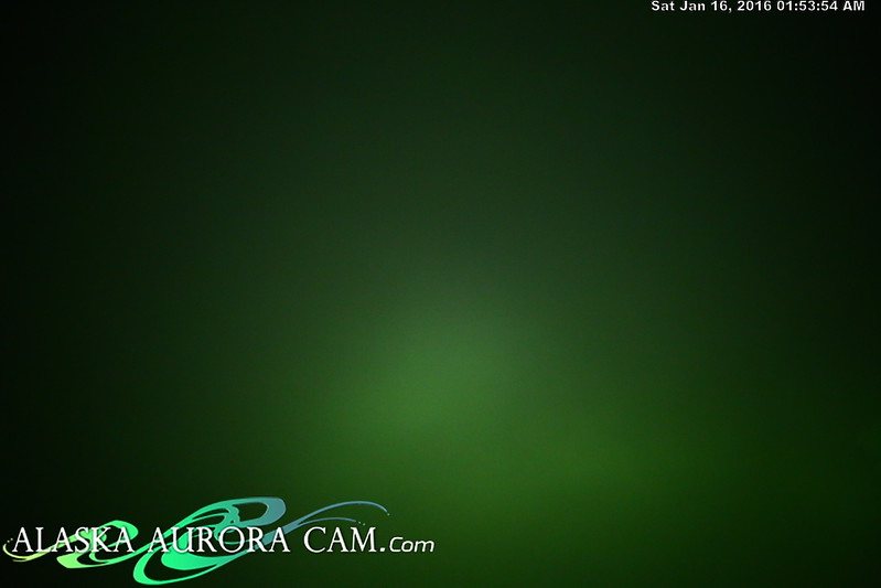January 15th  - Alaska Aurora Cam