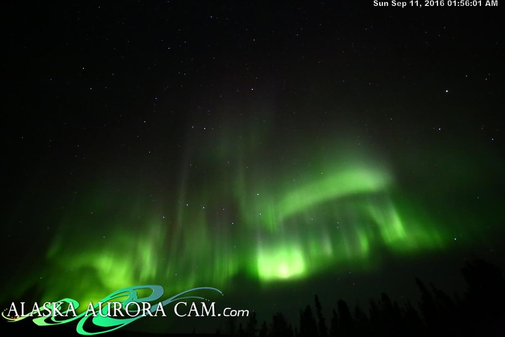 September 10th - Alaska Aurora Cam