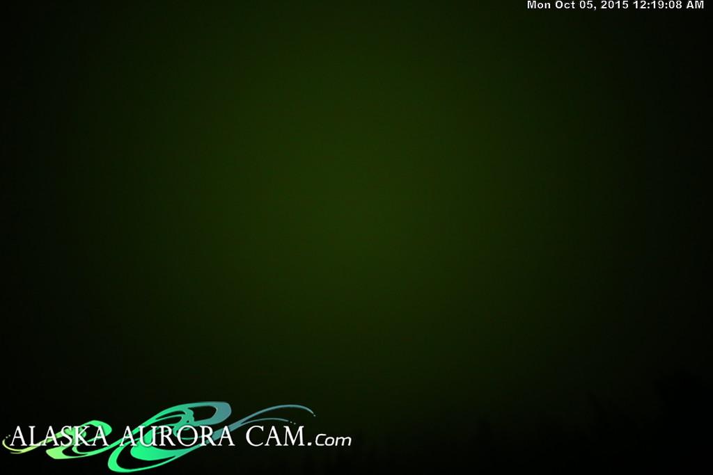 October 4th - Alaska Aurora Cam