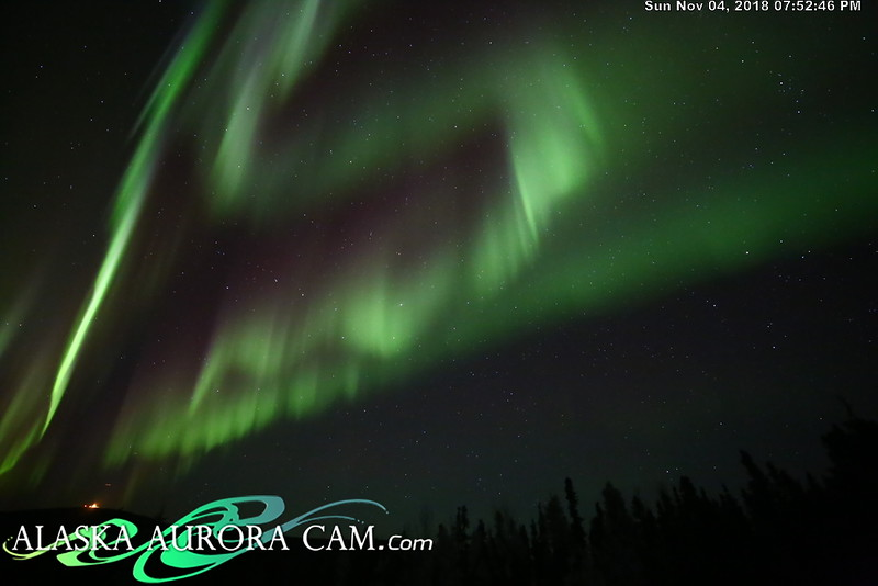 November 4th - Alaska Aurora Cam
