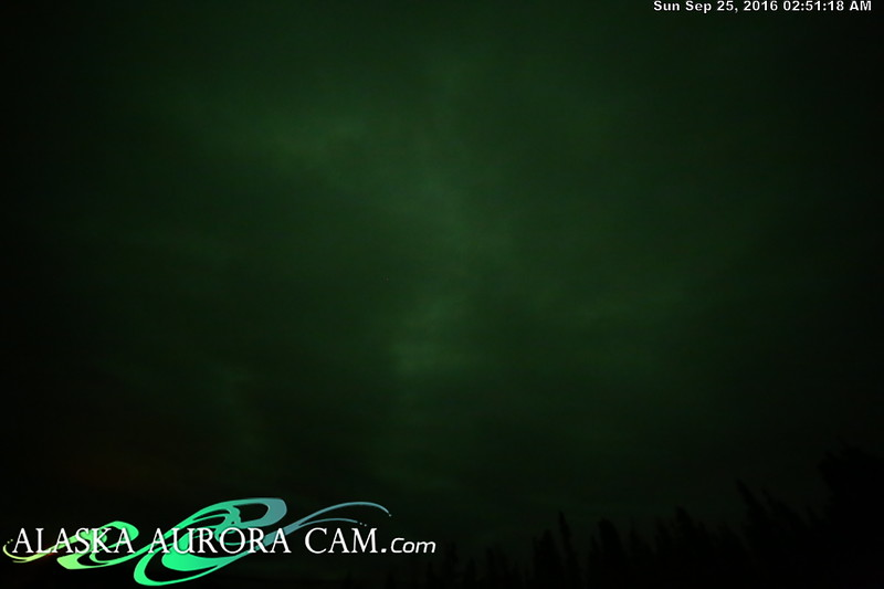 September 24th - Alaska Aurora Cam