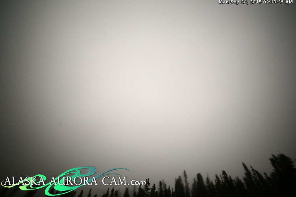 September 27th - Alaska Aurora Cam