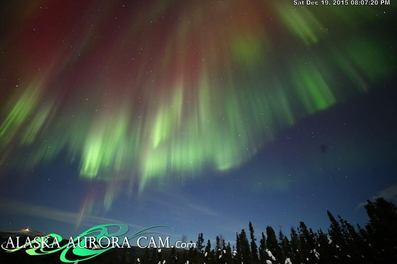 December 19th - Alaska Aurora Cam
