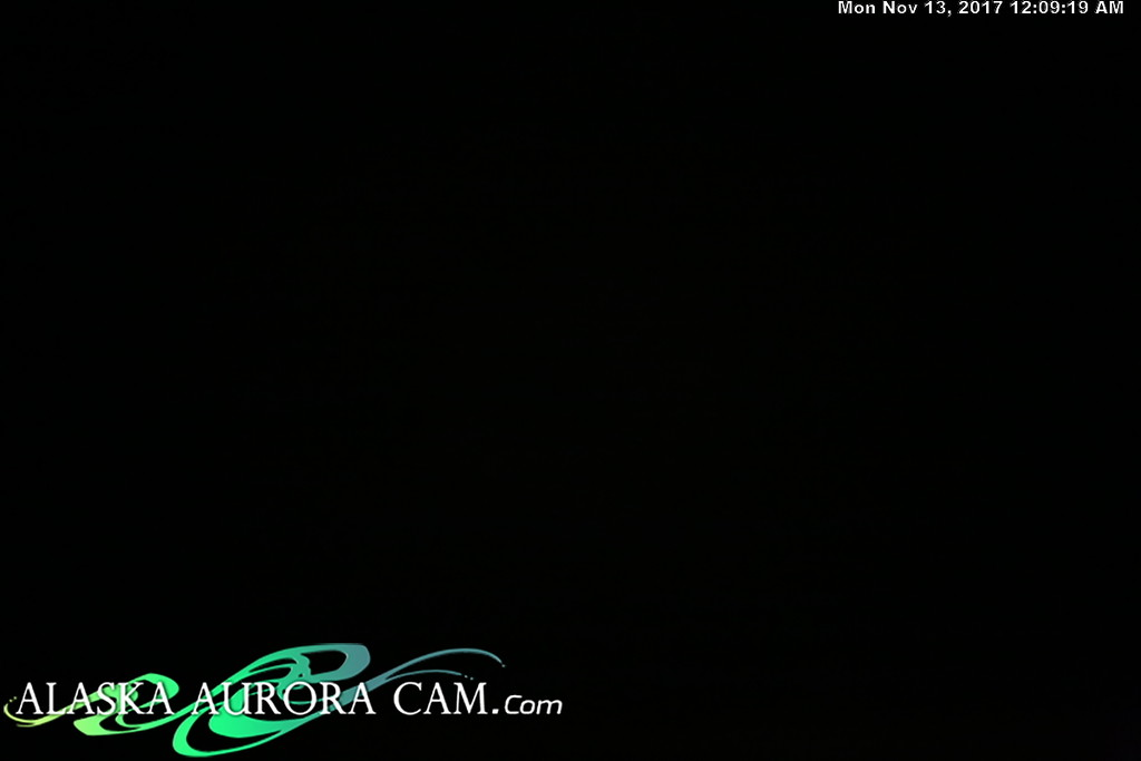 November 12th - Alaska Aurora Cam