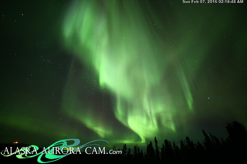 February 6th - Alaska Aurora Cam