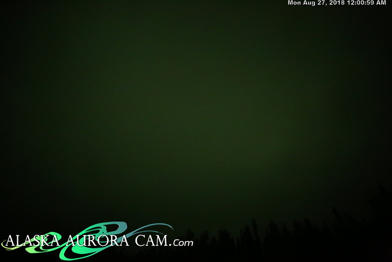 August 26th  - Alaska Aurora Cam