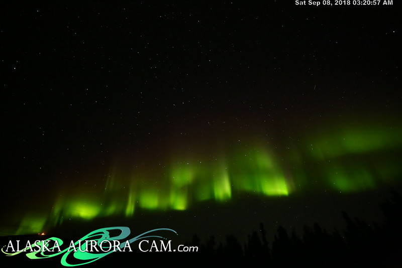 September 7th - Alaska Aurora Cam