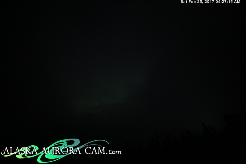 February 24nd  - Alaska Aurora Cam