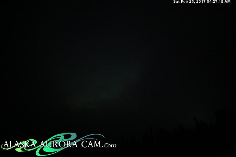 February 24nd  - Alaska Aurora Cam