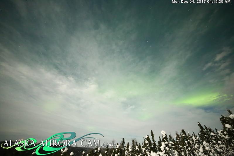December 3rd - Alaska Aurora Cam