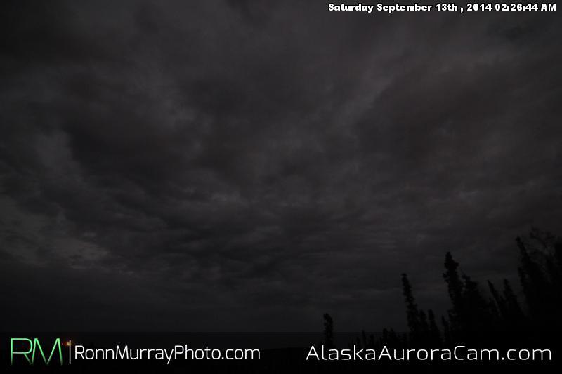 September 12th - Alaska Aurora Cam