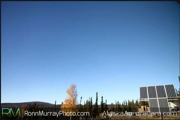 Alaska Aurora Webcam