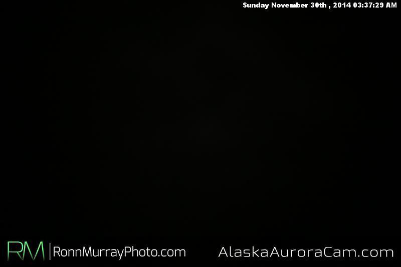 November 29th - Alaska Aurora Cam