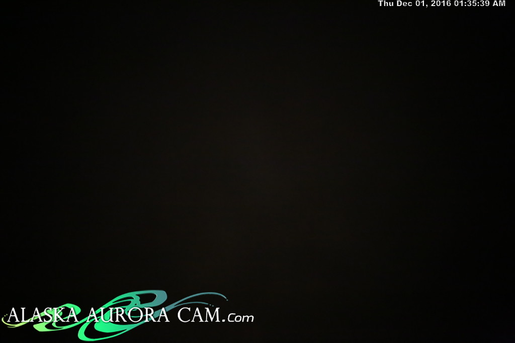 November 30th  - Alaska Aurora Cam