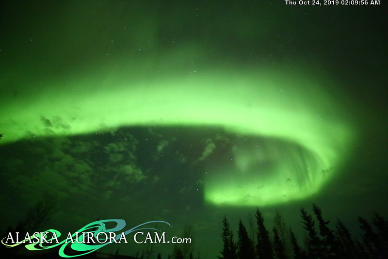October 23rd - Alaska Aurora Cam