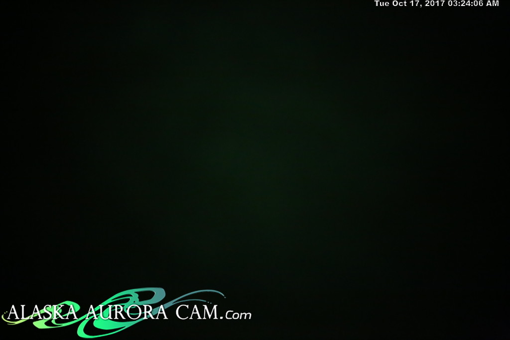 October 16th - Alaska Aurora Cam