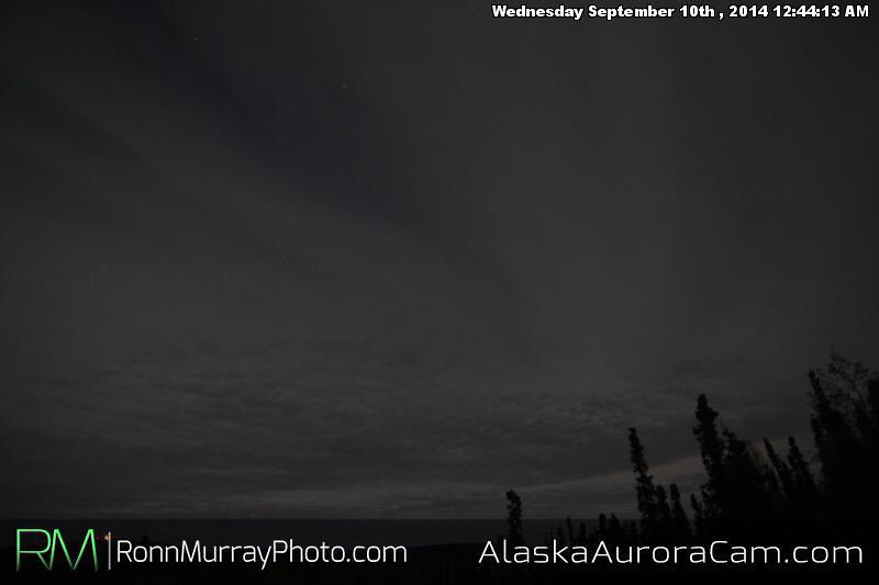 September 9th - Alaska Aurora Cam