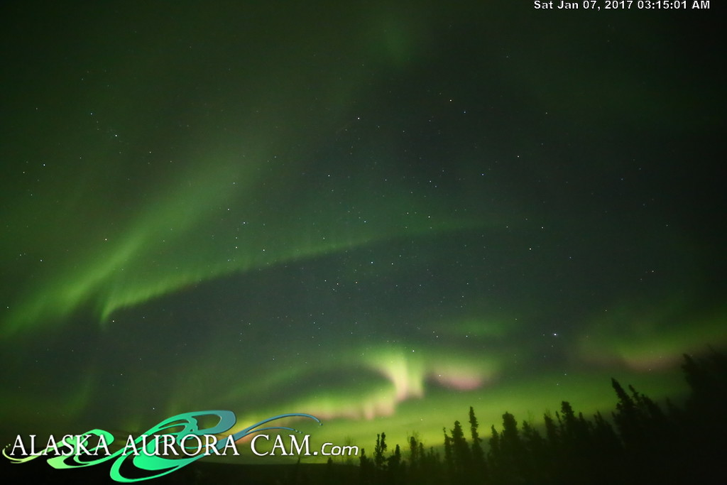January 6th  - Alaska Aurora Cam