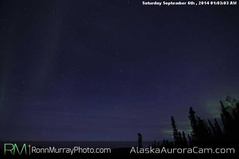 September 5th - Alaska Aurora Cam