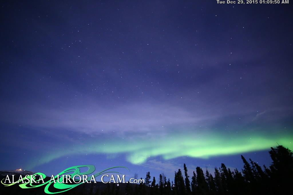 December 28th - Alaska Aurora Cam