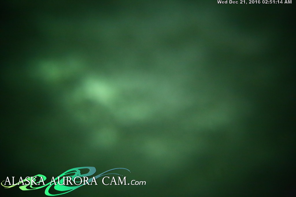 December 20th  - Alaska Aurora Cam