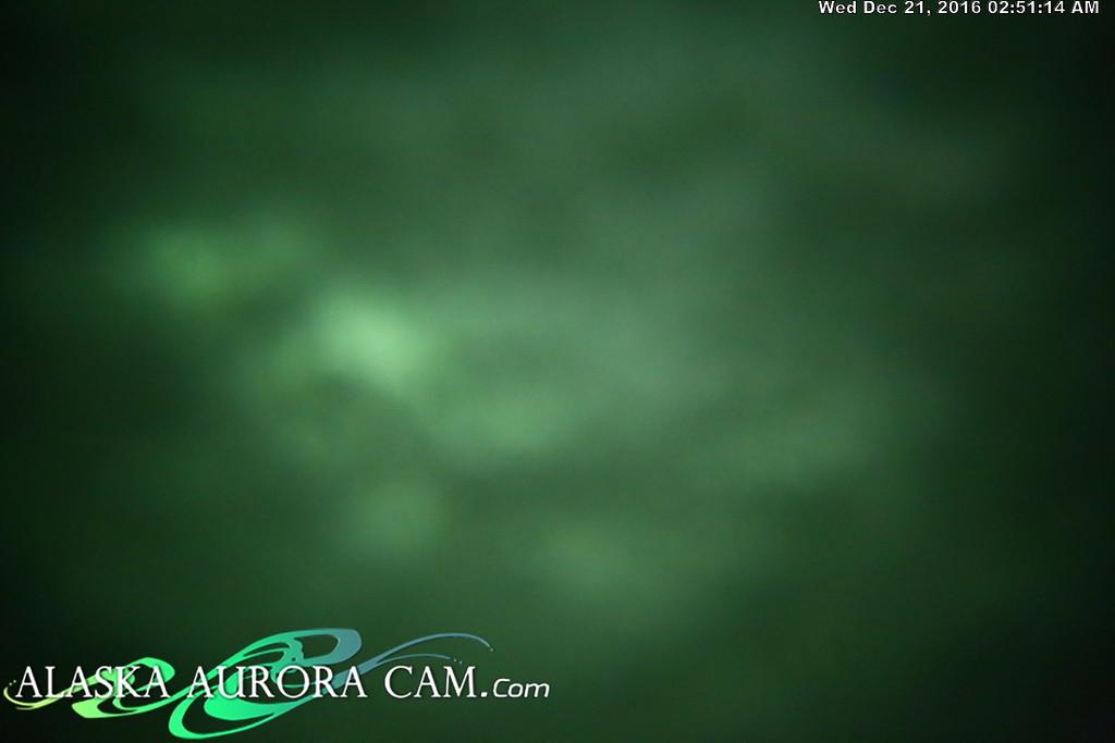 December 20th  - Alaska Aurora Cam