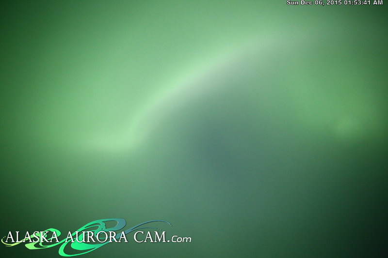 December 5th - Alaska Aurora Cam