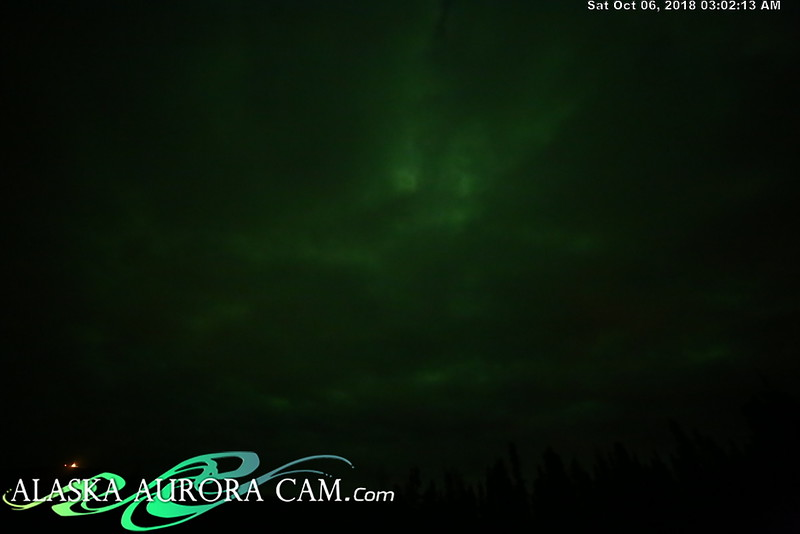 October 5th - Alaska Aurora Cam