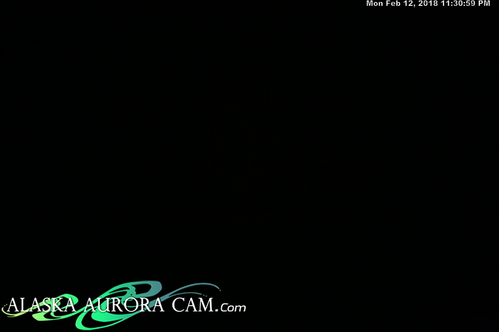 February 12th - Alaska Aurora Cam