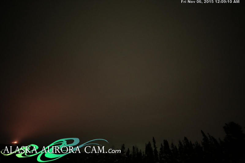 November 5th - Alaska Aurora Cam