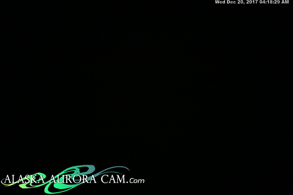 December 19th - Alaska Aurora Cam