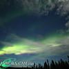 October 17th - Alaska Aurora Cam