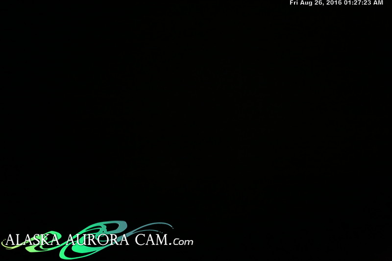 August 25th - Alaska Aurora Cam